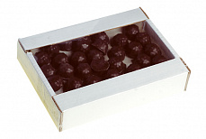 Chocolate-Glazed Shaped Marmalade Assorted Fruit and Berry Flavors 1kg