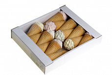 Zephyr Cone Assorted Flavors 600g