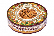 Belyevskaya Pastila Crispy Pieces In Round Box 250g