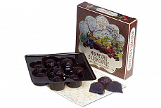 Chocolate-Glazed Marmalade Assorted Berry Flavors
